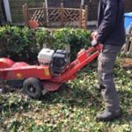 Stump Grinder in Alderley Edge