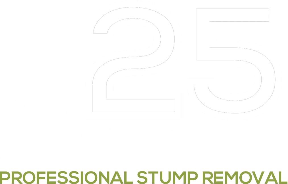 Banner - Over 25 Years experience of Stump Removal in Cheshire